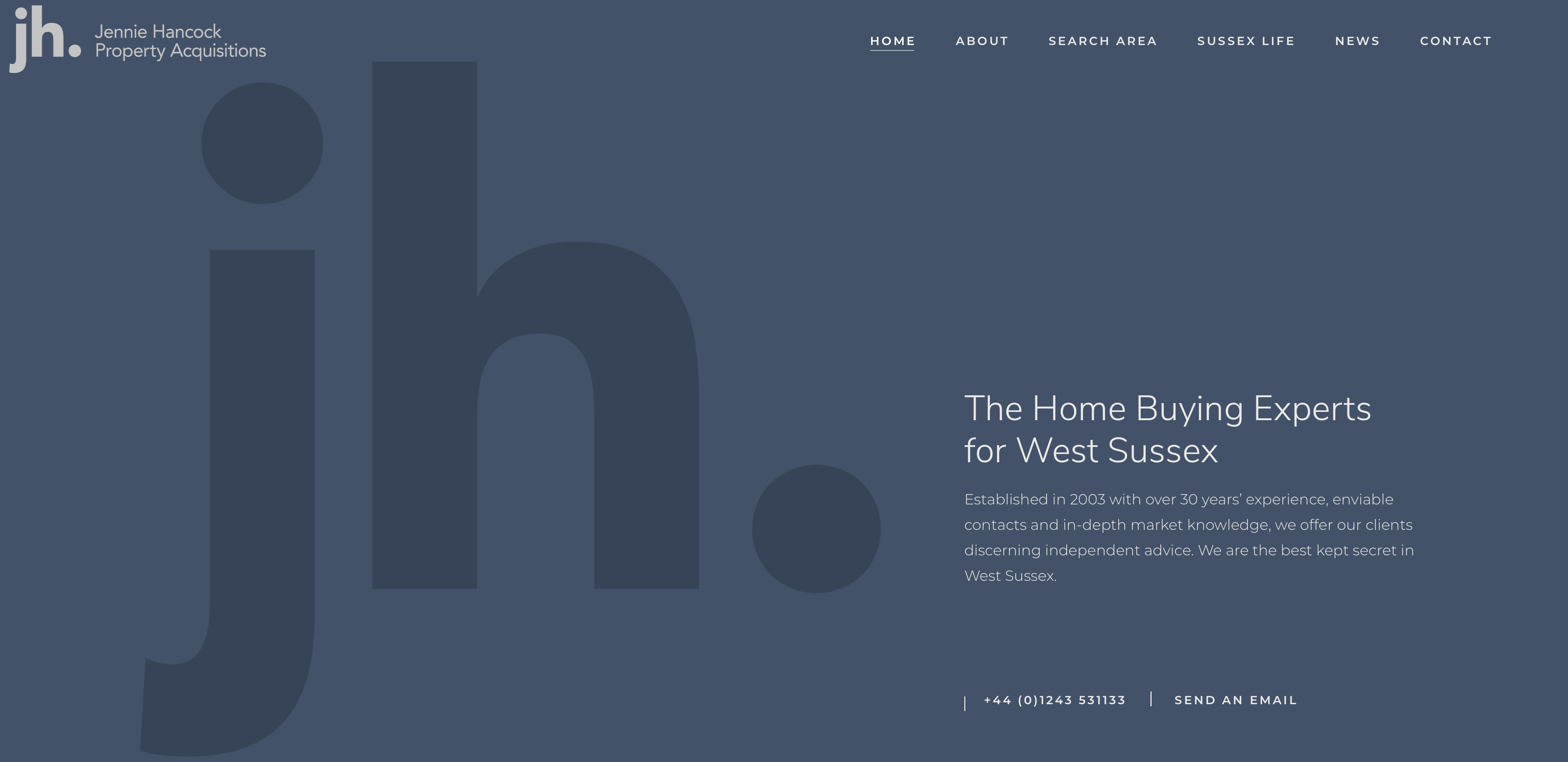 The Property Acquisitions Website Has Had a Facelift